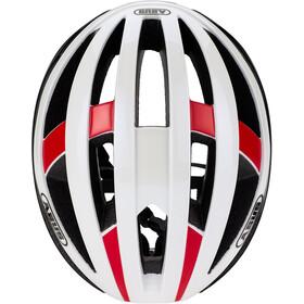 ABUS Viantor Fietshelm, wit/rood